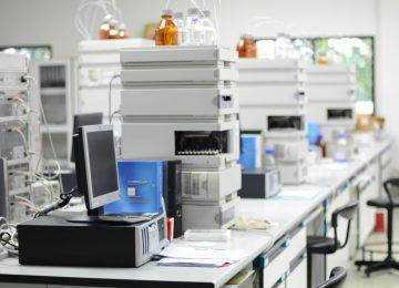 HPLC lab